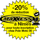 Réduction Maxxess Nimes
